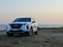 Отзыв о Hyundai Palisade, 2021 отзыв владельца