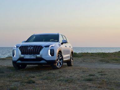 Hyundai Palisade 2021 отзыв автора | Дата публикации 29.05.2021.