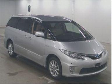 Toyota Estima, 2016