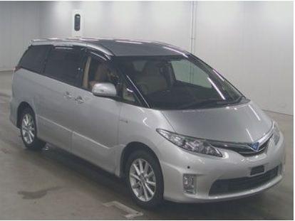 Toyota Estima 2016 - отзыв владельца