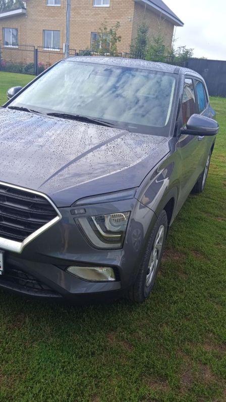 Hyundai Creta 2021 - отзыв владельца