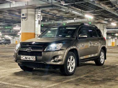 Toyota RAV4 2010 отзыв автора   Дата публикации 03.08.2021.