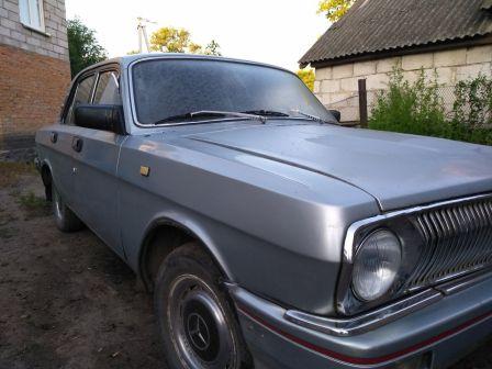 ГАЗ 24 Волга 1971 - отзыв владельца
