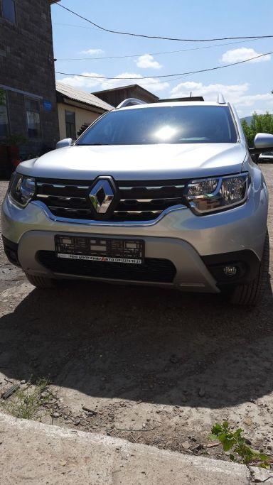 Renault Duster 2021 отзыв автора | Дата публикации 05.08.2021.