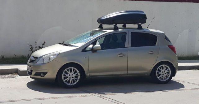 Opel Corsa 2009 - отзыв владельца