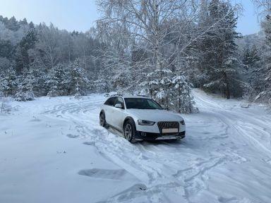 Audi A4 allroad quattro, 2013