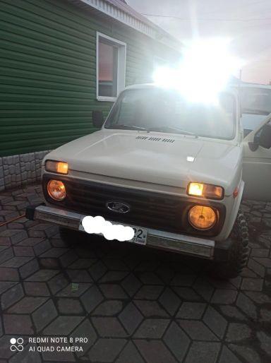Лада 4x4 2121 Нива, 1984