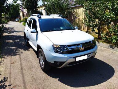 Renault Duster, 2017