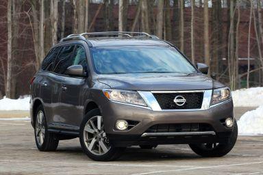 Nissan Pathfinder 2014 отзыв автора   Дата публикации 09.08.2021.