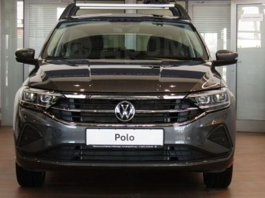 Volkswagen Polo 2021 отзыв автора | Дата публикации 28.08.2021.
