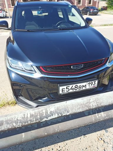 Geely Coolray SX11, 2021