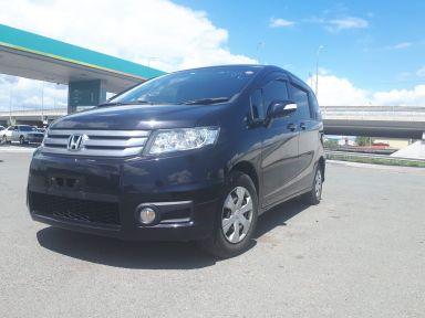 Honda Freed Spike 2012 отзыв автора | Дата публикации 26.08.2021.