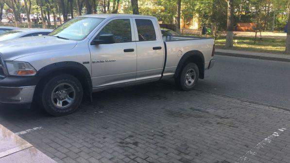 Dodge Ram 2012 - отзыв владельца