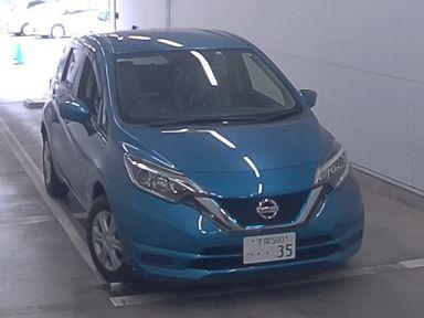 Nissan Note 2016 отзыв автора | Дата публикации 28.08.2021.