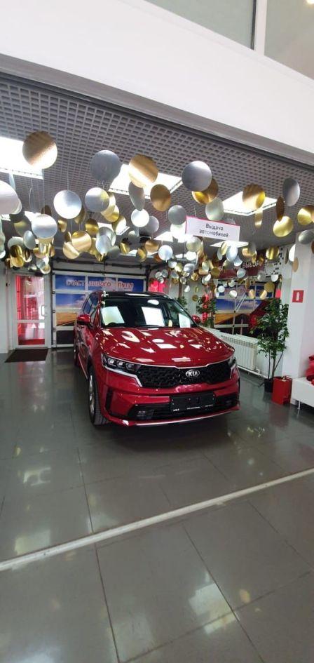 Kia Sorento 2021 - отзыв владельца
