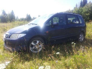 Mazda Premacy 2001 отзыв автора | Дата публикации 13.10.2011.