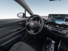 Toyota C-HR 2019, 1 поколение, рестайлинг
