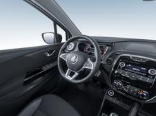 Renault Kaptur 2020, 1 поколение, рестайлинг