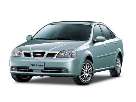 Chevrolet Optra (J200) 11.2002 - 10.2004
