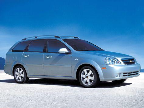 Chevrolet Optra (J200) 11.2004 - 10.2008