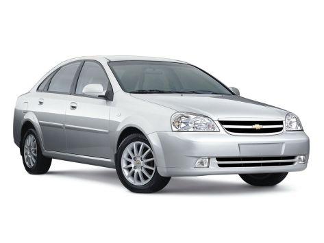 Chevrolet Optra (J200) 11.2004 - 10.2009