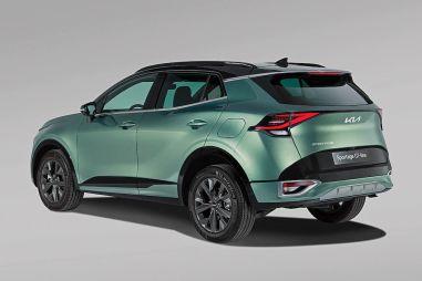 Kia представила европейскую версию Sportage нового поколения