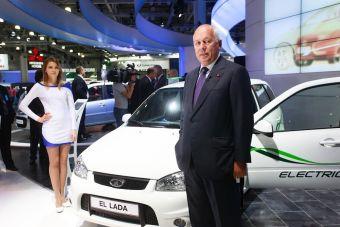 Чемезов регулярно нахваливает современный модельный ряд Lada.