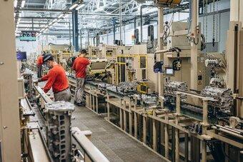 Mazda Sollers планово углубляет локализацию своего завода во Владивостоке.