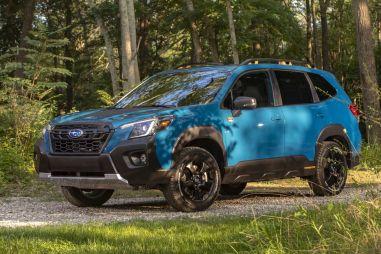 Subaru Forester Wilderness: клиренс 234 мм и укороченная главная пара