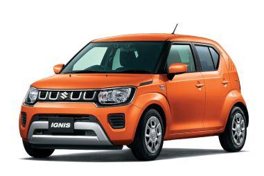 Suzuki изменила комплектации хэтчбека Ignis
