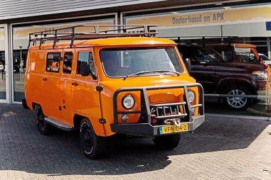 Голландцы довели «Буханку» до строгих эконорм Евросоюза