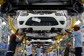 Ford теперь концентрируется на рынке Северной Америки.
