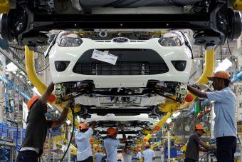 Ford Motor покинул еще один крупный рынок