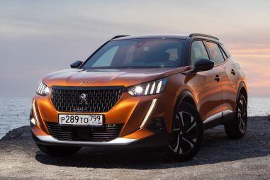 В Россию пришел Peugeot 2008 с новым силовым агрегатом: мощный, быстрый и экономичный