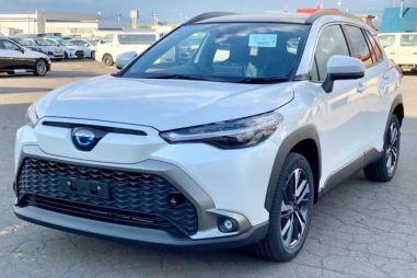 Toyota Corolla Cross для рынка Японии получит ряд отличий