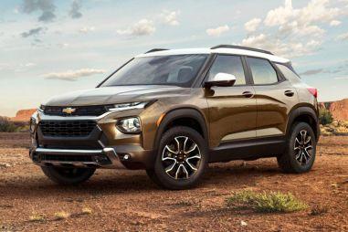Паркетник Chevrolet Trailblazer начали продавать в России: от 2 049 000 рублей