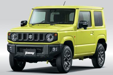 Suzuki изменила спецификации Jimny и обновила версию с «автоматом»