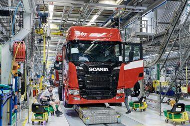 Гражданин Швеции продал секреты грузовиков Scania России. Его осудили на три года тюрьмы