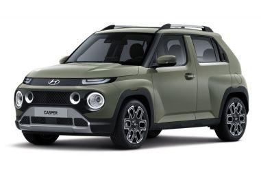 Новый городской кроссовер Hyundai Casper поставил рекорд суточных продаж