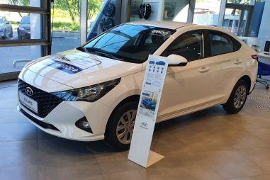 Hyundai подняла цены на четыре модели, в том числе на Solaris