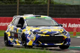 Toyota Corolla с водородным двигателем отправилась на 24-часовую гонку в Японии