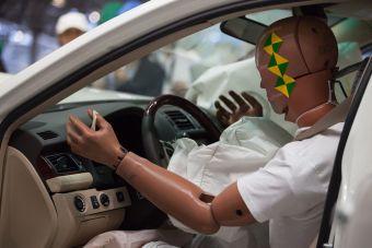 До сих пор считалось, что автомобилей с дефектными подушками безопасности Takata было продано 100 млн.