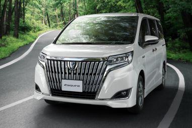 Роскошный вэн Toyota Esquire снимут с производства в конце 2021 года