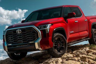 Новая Toyota Tundra: брутальный дизайн и супервыносливое шасси