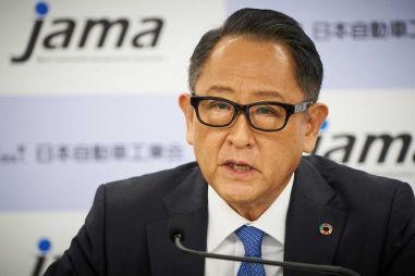 Президент Toyota: Япония потеряет миллионы рабочих мест из-за электромобилей