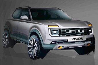 Niva нового поколения выйдет в конце 2024 года.