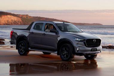 Mazda предложила для пикапа BT-50 новый мотор