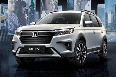 Honda представила новый семиместный кроссовер для бедных стран