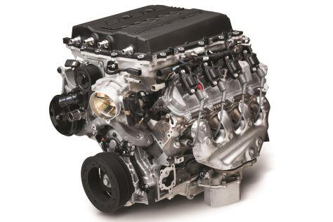 General Motors сняла с производства свой самый мощный легковой двигатель