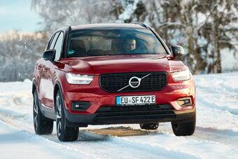 Это седьмая смена эмблемы за всю историю легковых Volvo.